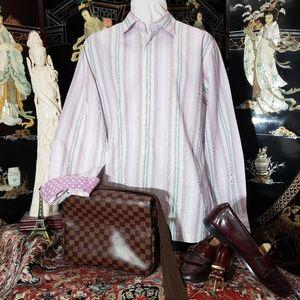 Men's Express large casual shirt
